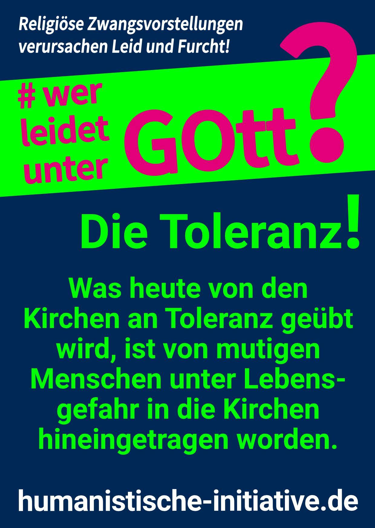 02. Die Toleranz